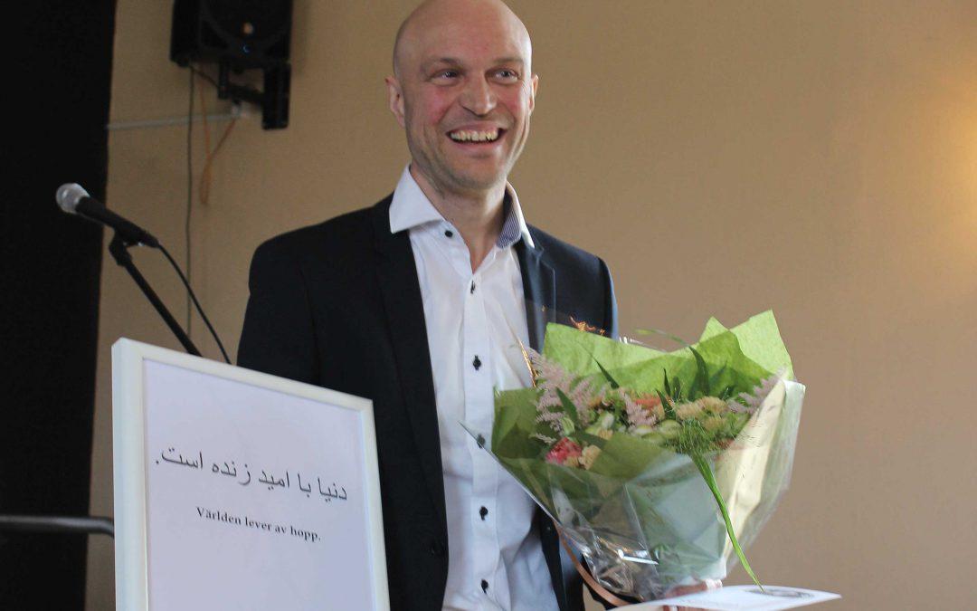 SVT-journalister prisades för civilkurage