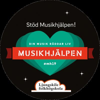 musikhjälpen ljungskile folkhögskola
